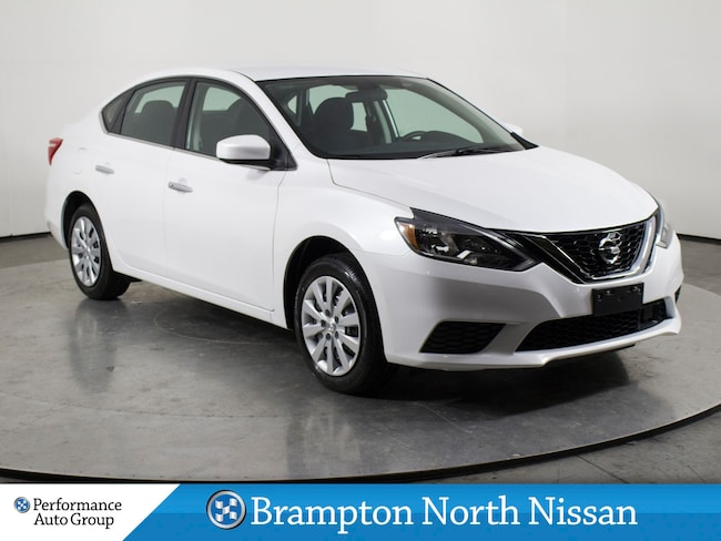 Used 2019 Nissan Sentra For Sale at Brampton North Nissan | VIN