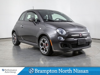 2016 Fiat 500 Sport WOW  ONLY 28K'S, LEATHER, ROOF Hatchback