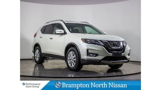 2018 Nissan Rogue SV. AWD. TECH. NAVIGATION. ROOF. HTD SEATS SUV