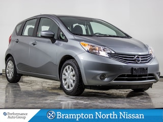 2015 Nissan Versa Note 1.6 SV. CAMERA. BLUETOOTH. EXTRA WINTER TIRES Hatchback