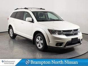 2012 Dodge Journey SXT V-6 7 PASS. TINTED.  EXTRA WINTER WHEELS SUV