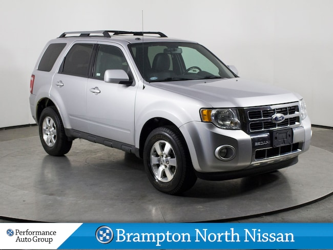 2011 Ford Escape LIMITED. AWD. LEATHER. HTD SEATS. ROOF. BLUETOOTH SUV