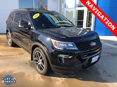 2018 Ford Explorer Sport SUV For Sale in Branford, CT