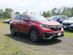 New 2020 Honda CR-V EX AWD SUV For Sale in Branford, CT