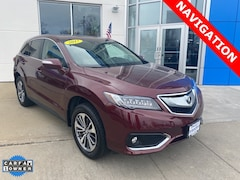2017 Acura RDX Advance Package SUV For Sale in Branford, CT