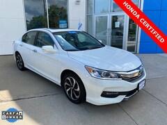 Used 2017 Honda Accord EX-L Sedan For Sale in Branford, CT