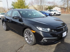 New 2020 Honda Civic EX Sedan For Sale in Branford, CT