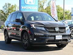 New 2021 Honda Pilot Black Edition AWD SUV For Sale in Branford, CT