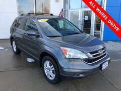 Used 2011 Honda CR-V EX-L SUV For Sale in Brandford, CRT