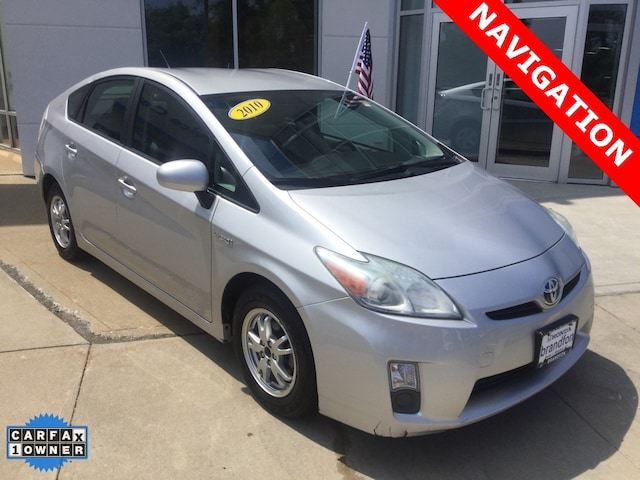 Used 2010 Toyota Prius V For Sale in Branford, Connecticut