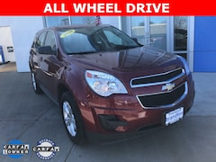 Used 2010 Chevrolet Equinox LS SUV For Sale in Brandford, CRT