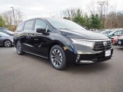 New 2021 Honda Odyssey EX-L Van For Sale in Branford, CT