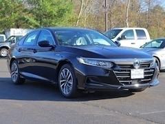 New 2021 Honda Accord Hybrid Base Sedan For Sale in Branford, CT