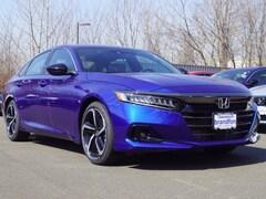 2021 Honda Accord Sport 2.0T Sedan For Sale in Branford, CT