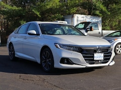 New 2021 Honda Accord EX-L 1.5T Sedan For Sale in Brandford, CT