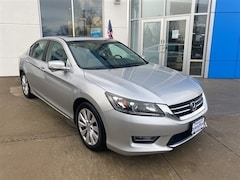 Used 2013 Honda Accord EX-L Sedan For Sale in Branford, CT