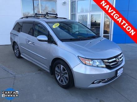 2014 Honda Odyssey Touring Minivan/Van