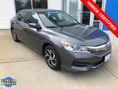 2017 Honda Accord LX Sedan For Sale in Branford, CT