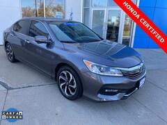2017 Honda Accord EX-L Sedan For Sale in Branford, CT