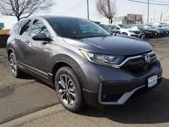 New 2021 Honda CR-V EX AWD SUV For Sale in Branford, CT