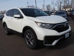 New 2020 Honda CR-V EX AWD SUV For Sale in Branford, CT