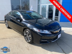 2017 Honda Accord EX-L Coupe For Sale in Branford, CT