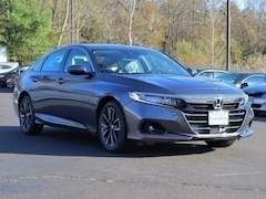 New 2021 Honda Accord EX-L 1.5T Sedan For Sale in Branford, CT