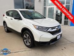 Used 2018 Honda CR-V LX SUV For Sale in Branford, CT