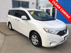 Used 2012 Nissan Quest 3.5 SV Minivan/Van For Sale in Brandford, CRT