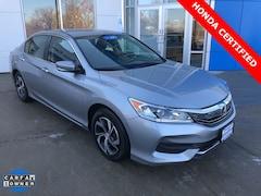 Used 2017 Honda Accord LX Sedan For Sale in Branford, CT