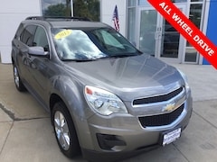 Used 2012 Chevrolet Equinox LT SUV For Sale in Brandford, CRT