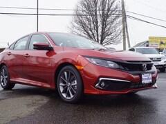 New 2021 Honda Civic EX Sedan For Sale in Branford, CT