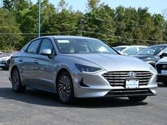 2021 Hyundai Sonata Hybrid SEL Sedan