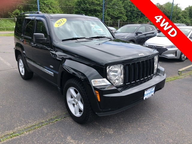 2012 Jeep Liberty Sport 4x4 SUV
