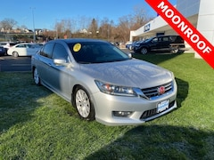 Used 2014 Honda Accord EX Sedan For Sale in Branford, CT