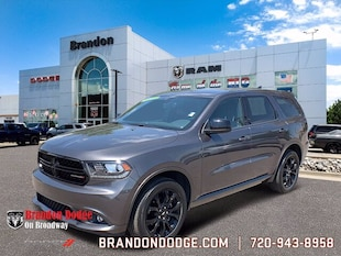 2019 Dodge Durango SXT Plus SXT Plus AWD