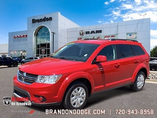 2019 Dodge Journey SE SE AWD