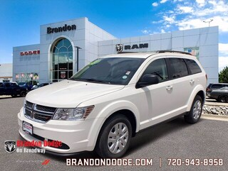 New 2020 Dodge Journey SE (FWD) Sport Utility for sale in Littleton CO