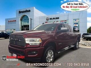 2019 Ram 3500 Laramie Truck