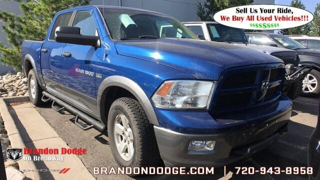 Used 2011 Ram 1500 For Sale Near Denver & Aurora | VIN