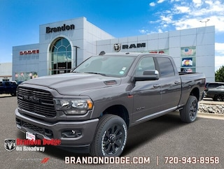 New 2020 Ram 2500 BIG HORN CREW CAB 4X4 6'4 BOX Crew Cab for sale in Littleton CO