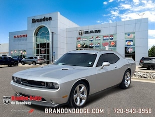 2012 Dodge Challenger R/T Plus Coupe