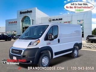 New 2020 Ram ProMaster 1500 CARGO VAN LOW ROOF 118 WB Cargo Van for sale in Littleton CO