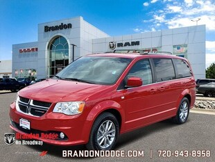 2014 Dodge Grand Caravan SXT 30th Anniversary Wagon