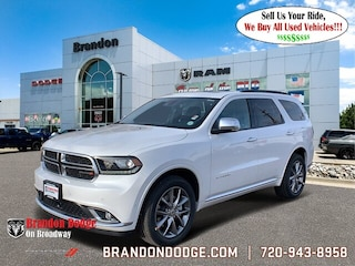 New 2020 Dodge Durango CITADEL ANODIZED PLATINUM AWD Sport Utility for sale in Littleton CO