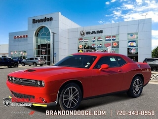 New 2019 Dodge Challenger GT AWD Coupe for sale in Littleton CO