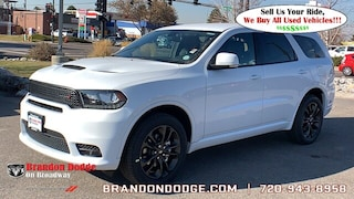 New 2020 Dodge Durango GT PLUS AWD Sport Utility for sale in Littleton CO