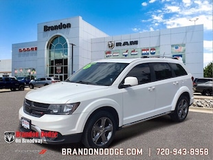 2016 Dodge Journey Crossroad AWD  Crossroad