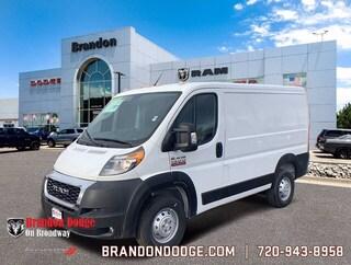 New 2021 Ram ProMaster 1500 CARGO VAN LOW ROOF 118 WB Cargo Van for sale in Littleton CO