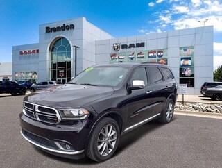 2020 Dodge Durango Citadel Anodized Platinum AWD SUV